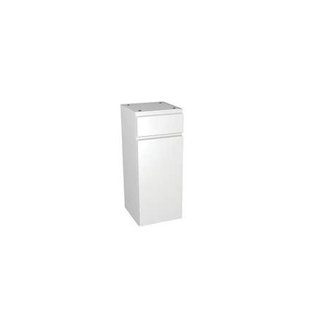 wickes hertford white gloss drawerline floor standing