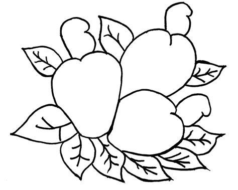 Moldes de Frutas 1 : Coleção de Moldes e Desenhos