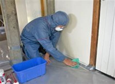 asbestos removal training  friable bonded