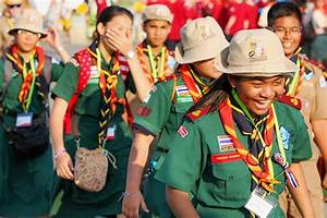 Eligibility to Attend the Jamboree • 24th World Scout Jamboree