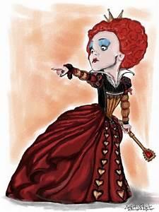 Bulbasaurus and her doodles: Queen Of Hearts