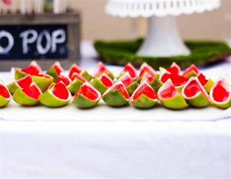 lilys  birthday    melon watermelon theme