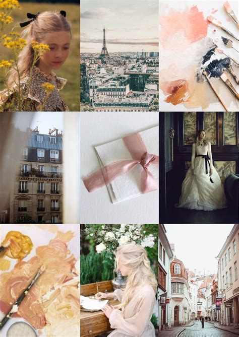 amy march sisters aesthetic inspiration mood board