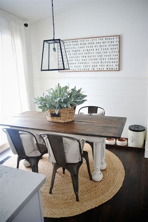rustic metal  wood dining chairs
