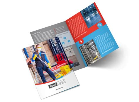 industrial cleaning brochure template mycreativeshop