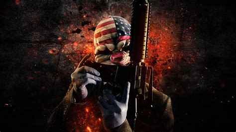 video games gun payday  wallpapers hd desktop
