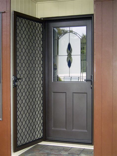 security insect doors custom home products  custom home products