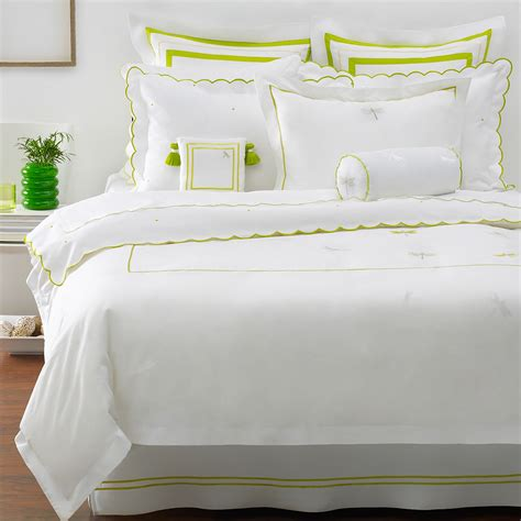 Kate Spade Coverlet by Kate Spade June Embroidered King Duvet Cover