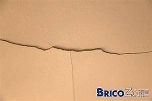 Fissure Au Plafond : plafond fissur cass ~ Premium-room.com Idées de Décoration