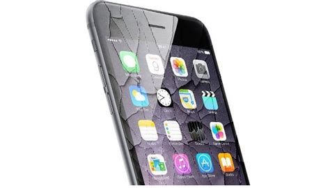 iphone 6 cracked screen how to fix iphone 6 cracked screen technobezz Iphon