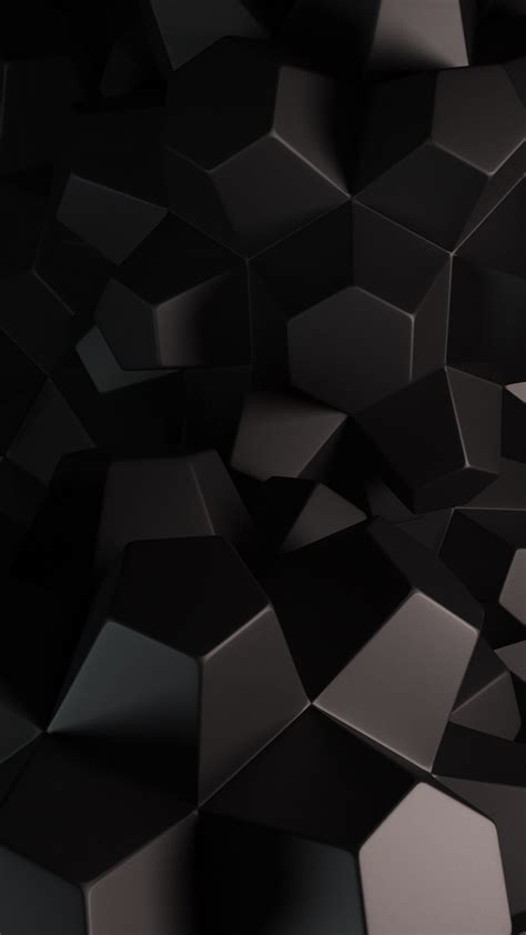 Abstract Black And White Wallpaper Iphone by Galaxy Note Hd Wallpapers Abstract 3d Hexagons Galaxy