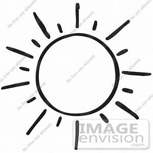 Sun Black And White Clip Art | www.pixshark.com - Images ...
