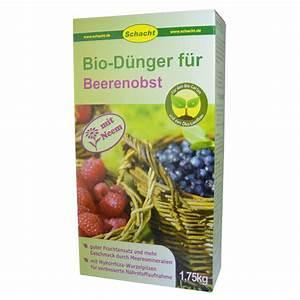 Dünger Für Obstbäume : bio d nger f r beerenobst mit mykorrhiza und neem 1 75 kg ~ Michelbontemps.com Haus und Dekorationen