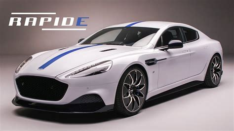 Aston Martin Mp3 by Aston Martin Rapide E Goodbye V12 Hello Ev Carfection 4k