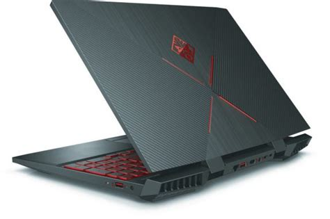 hp introduces new omen 15 gaming laptop with 15 6 inch 4k display 8th intel processor