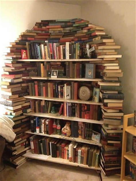12 Unique Alternative Bookshelf Ideas  For Reading Addicts