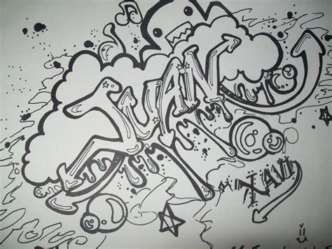 Graffiti Juan : Juan Graffiti By Roseblanche18 On Deviantart