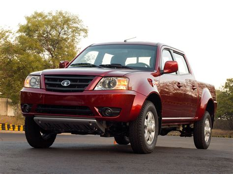 Tata Xenon Picture by Tata Xenon Xt Photos Photogallery With 8 Pics Carsbase