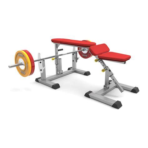 Adjustable Prone Row Bench  Indigo Fitness