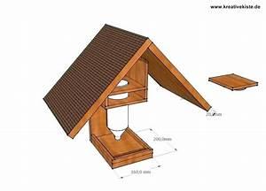 Vogelhaus Selber Bauen Kinder : bauanleitung vogelhaus kostenlos fur a org er bauplan vogelfutterhaus kostenlos ~ Orissabook.com Haus und Dekorationen