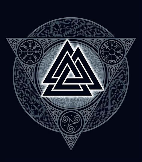 tatouage viking lhistoire mysterieuse des symboles