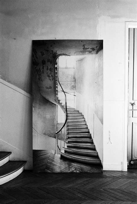 stickers escalier trompe l oeil escalier typiquement tournant sticker stairs by maison martin margiela