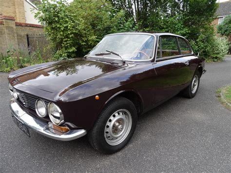 Alfa Romeo Giulia Gt_gtv Junior For Sale