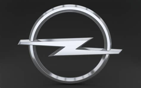 Opel Symbol by 3d Models Opel Logo 3docean