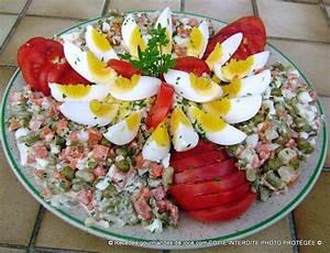 Salade Originale Pour Barbecue : mac doine ma s oeufs saumon et tomates la mayonnaise ~ Melissatoandfro.com Idées de Décoration