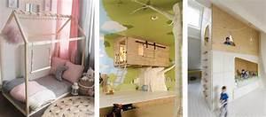 Lit Cabane Pour Enfant : chambre d enfant notre s lection des plus beaux lits cabanes ~ Teatrodelosmanantiales.com Idées de Décoration