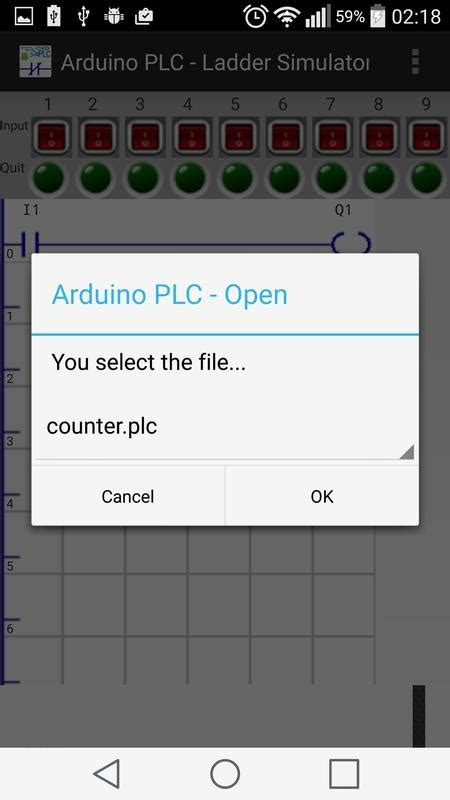 arduino plc ladder simulator for android apk