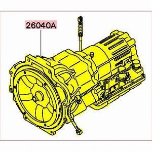 Boite Automatique Mitsubishi Pajero : boite de vitesse automatique pajero 2 v6 3 0l ~ Gottalentnigeria.com Avis de Voitures