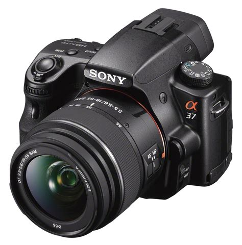 Sony Alpha SLT A37 Camera