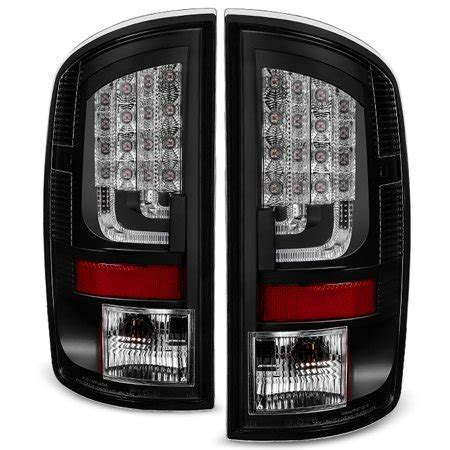 2006 Dodge Ram 1500 Lights by Fits 2002 2006 Dodge Ram 1500 2003 2006 2500 3500 Black