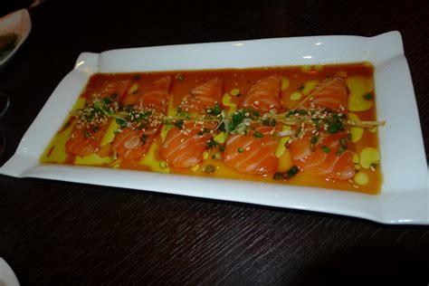 croquette de saumon cuisine fut馥 wa izakaya restaurant japonais 1er wa la bonne pioche nippone de jean restaurants