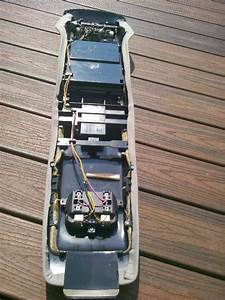 Fs  Noratl   Overhead Console With Wiring Harness And