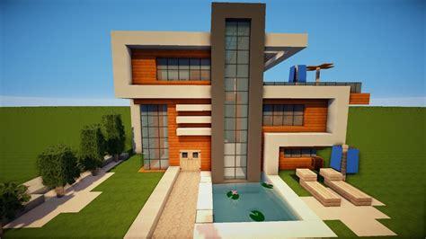 Moderne Kleine Häuser Minecraft by Moderne Minecraft H 228 User Wolkenkratzer Modernes Haus Best