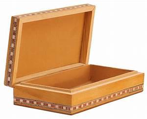 "Source 8 4x4 4"" Wooden Jewelry Box in Bulk - Wholesale"