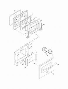 Frigidaire Electric Range Parts