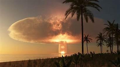 Explosion Nuclear Bomb Wallpapers Background Nuke Desktop