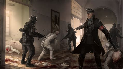Wolfenstein The New Order Ps4 Zavvicom