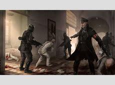 An Alternate World is Teased in Wolfenstein The New Order