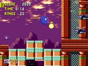 Sonic The Hedgehog Screenshots Gamefabrique