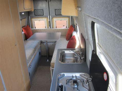 image result  ford transit campervan layouts