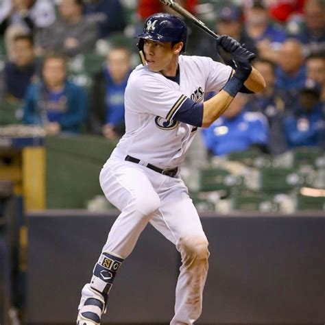 christian yelich stats news pictures bio