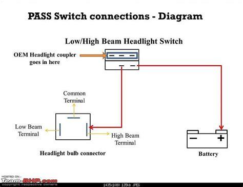 Honda Activa Diy Adding Pass Switch Team Bhp