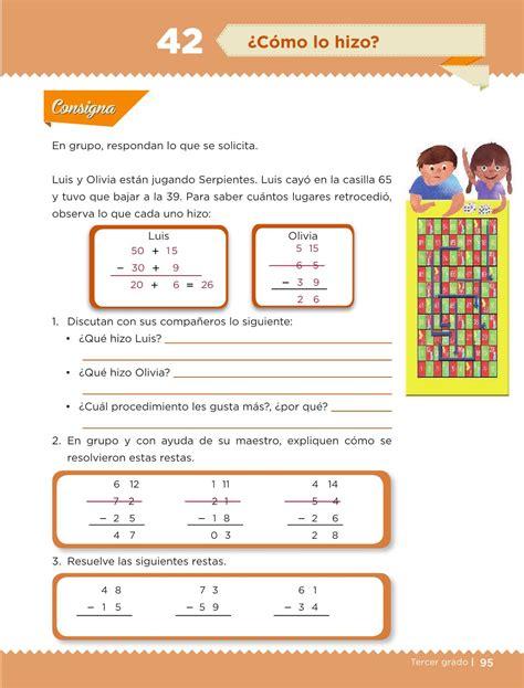 Libros de 5 grado de primaria contestados matematicas. Desafios Matematicos Tercer Grado De Primaria Contestado 2019 2020 | Amazing 2020