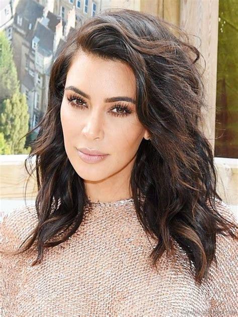 24 pretty hairstyles of kim kardashian
