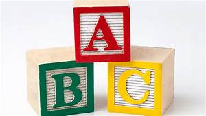 Letter cube for Letter cubes