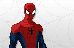 The gallery for --> Spiderman Cartoon Standing